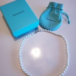 Tiffany & Co. Ziegfield Collection Pearl Necklace